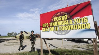 Perpanjangan Operasi Tinombala Diminta oleh Kapolda Baru