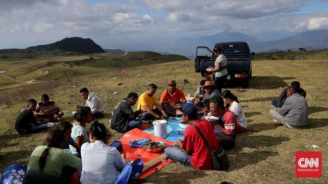 Festival Perbatasan Meriahkan Akhir Tahun di Atambua