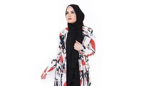Foto: Inspirasi Busana ke Kantor dari Blogger Hijab Dunia 1
