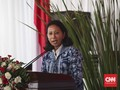 Menteri Rini Sebut Super Holding akan Hapus Kementerian BUMN