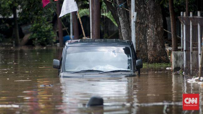Pihak Asuransi Terima Mobil Korban 'Banjir Kemang'
