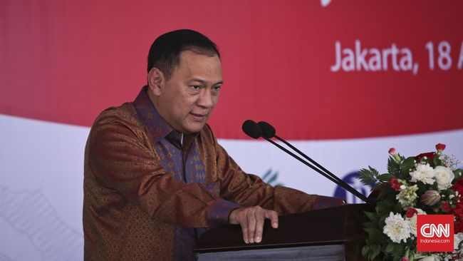 Turun Tahta dari BI, Agus Marto Fokus Jadi Wakil Ketua RW