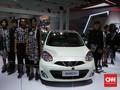 Danjyo Hiyoji Ciptakan Mobil Modis dengan Motif Afrika