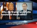 Clinton Samakan Trump dengan Putin