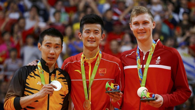 early life and education lee chong wei