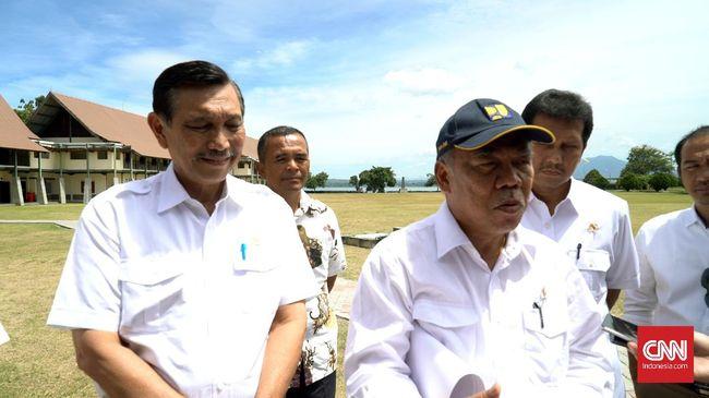 Luhut: Enam Konglomerat Indonesia Parkir Dana di Danau Toba