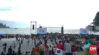 Ribuan Orang Ramaikan Karnaval Kemerdekaan di Bandung