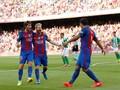 Bek Barcelona Sebut Madrid Dibantu Keberuntungan