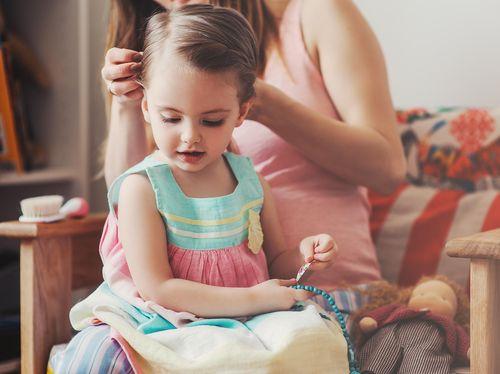 Penyebab Rambut Rontok pada Bayi Usia 1 Tahun