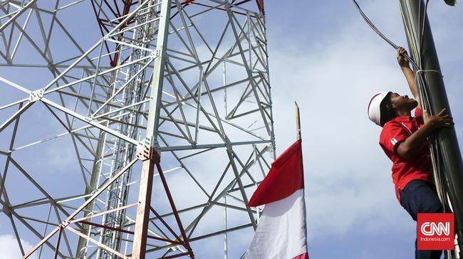 BTS Telkomsel Pulih 80 Persen Pascagempa dan Tsunami Palu