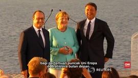 Petinggi Eropa Adakan Pertemuan Bahas Masa Depan UE