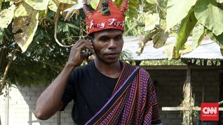 Proyek Palapa Ring di Papua Terkendala Kontak Senjata