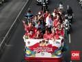 Ketua Satlak Prima Ibaratkan Asian Games dengan Perang