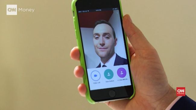 Video Chat Saat Lebaran Bikin Traffic Data Melesat