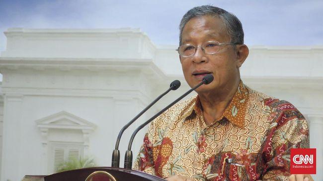 Menko Darmin Dorong Fokus di Empat Sektor Padat Karya