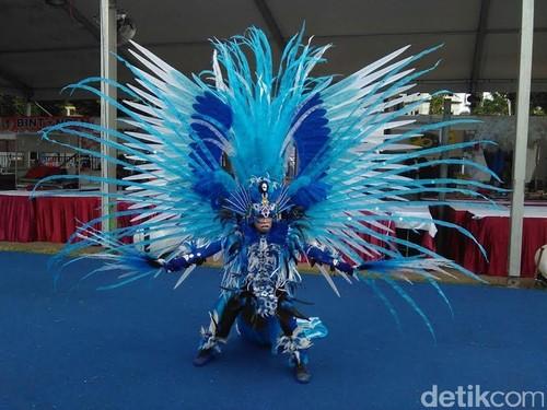 Jember Fashion Carnaval 2018 akan Usung Karnaval Kostum Negara-negara Asia
