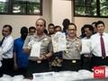 Polisi Ungkap Kasus Narkotik 63 Kg dari Tiga Sindikat