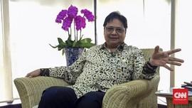 Menperin Airlangga: <i>Tax Amnesty</i> Hambat Laju Industri