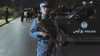 Taliban Serang Markas Tentara, 6 Serdadu Afghanistan Tewas
