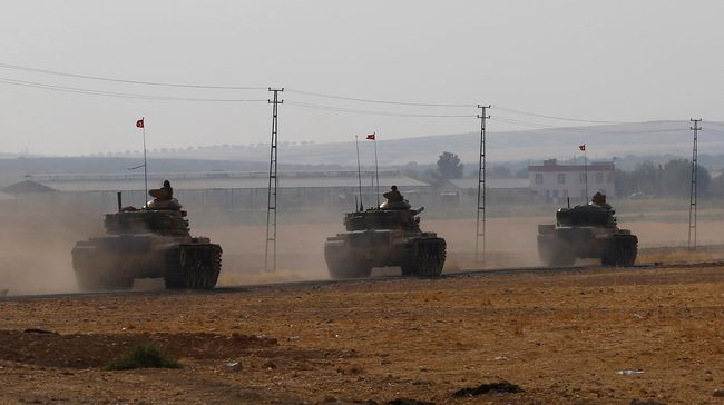 Teluk Krisis Diplomatik, Turki Kirim Tentara ke Qatar