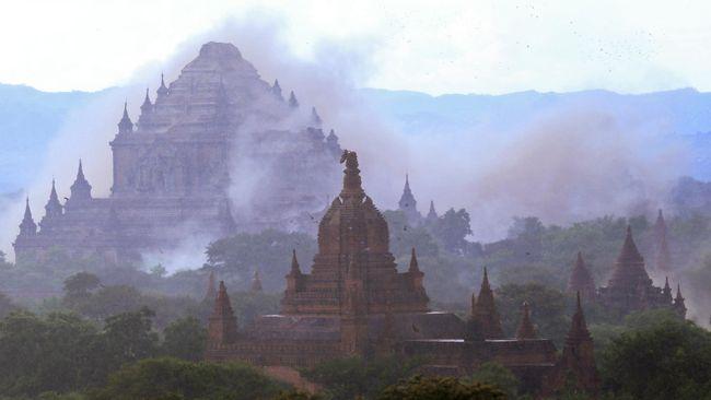 Myanmar Jadi Negara Paling Dermawan di Dunia