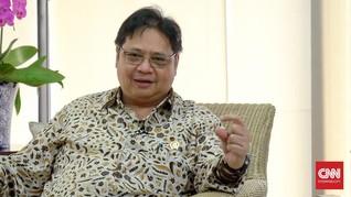 Airlangga Pastikan Beleid Diskon Pajak Rampung Juni 2019