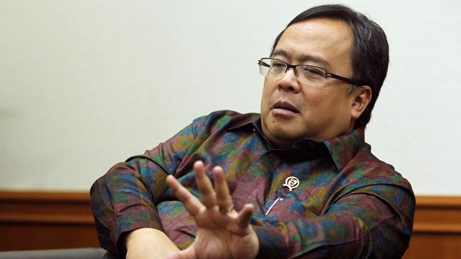 Bambang Brodjonegoro dan 'Darah Menteri' Dalam Tubuhnya