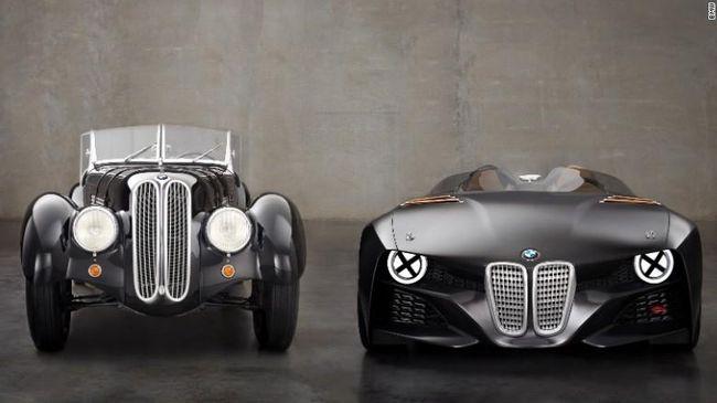 Rayakan HUT ke-40, BMW Gelar Parade Mobil Klasik