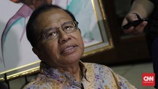 Rizal Ramli soal Tiket Capres dan Basmi 100 Orang Brengsek