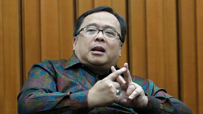 Menteri PPN Ungkap Sulitnya Minta Pertamina Bangun Kilang