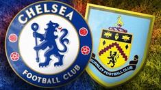 Live: Chelsea vs Burnley