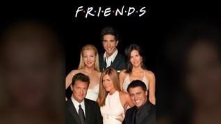Courteney Cox Unggah Foto Nostalgia 'Friends'