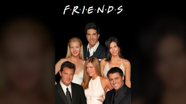 Courteney Cox Unggah Foto Nostalgia 'Friends'