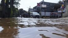 Sektor Ritel Rugi Rp1 M per Hari Akibat banjir Jakarta