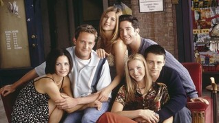 Tahun Depan, 'Friends' Pindah Tayang dari Netflix ke HBO Max