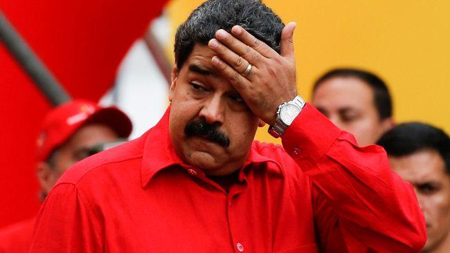 Dukung Rakyat Venezuela, AS Bekukan Aset Presiden Maduro