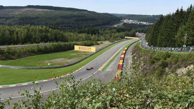 Sirkuit Formula 1 Paling Menawan di Dunia