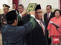 Jokowi Lantik Hasyim Asyari Jadi Komisioner KPU