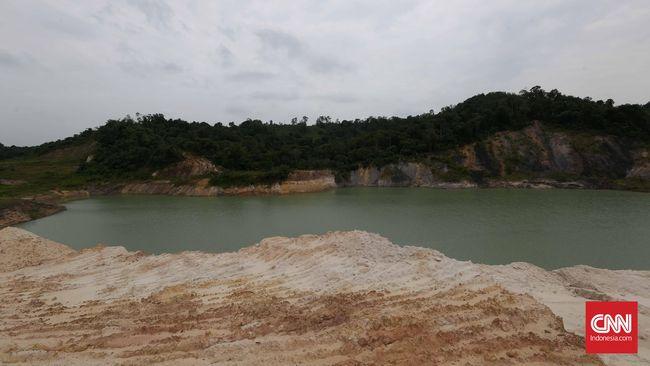Satu Anak Tewas Tenggelam di Lubang Galian Tambang Samarinda