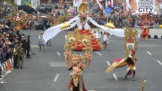 Menpar Berduka Atas Wafatnya Penggagas Jember Carnival