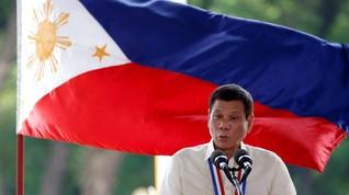 Unggul Pemilu Sela Filipina, Cengkeram Duterte Kian Kuat