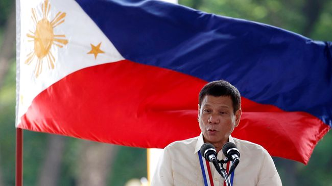 Duterte Kirim Pasukan ke Daerah Sengketa Laut China Selatan