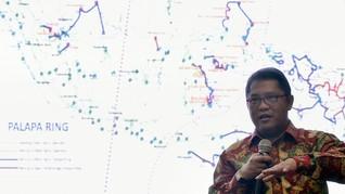 IIF, BNI dan SMI Gelontorkan Pembiayaan Palapa Ring Rp975 M