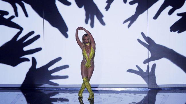 Britney Spears Perketat Keamanan usai Diteror di Panggung
