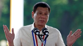 Filipina Ancam Kirim Pasukan Jika China Duduki Pulau Sengketa