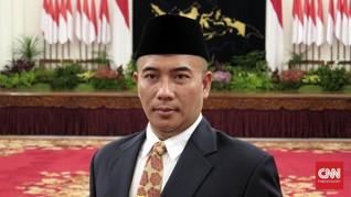 Hasyim Asyari Ditunjuk Gantikan Evi Novida di KPU