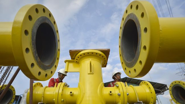 Buku Neraca Gas Baru Terbit, ESDM Ramal Gas Defisit 2025
