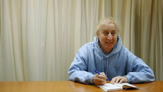 Gene 'Willy Wonka' Wilder Tutup Usia karena Alzheimer