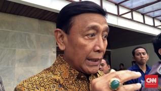 Wiranto ke Istana Bahas Amnesti Pajak yang Disoal Singapura