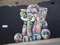 Seniman 'Jalanan' Corat-Coret Kota Tua Irlandia